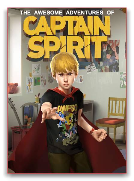 The Awesome Adventures of Captain Spirit (Repack by xatab) скачать торрент