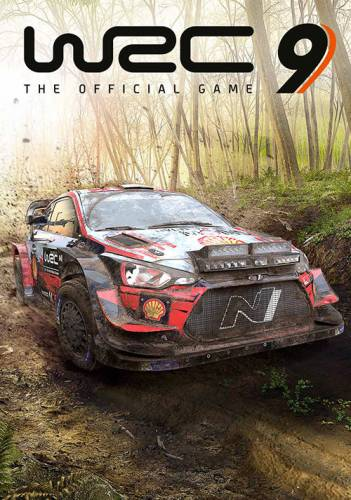 WRC 9 FIA World Rally Championship - Deluxe Edition обложка